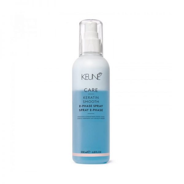Dvifazis purškiklis su keratinu Keune Care 200ml Keratin Smooth