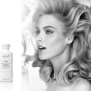 Šampūnas didinantis plaukų apimtį Keune Care Abolute volume 300ml