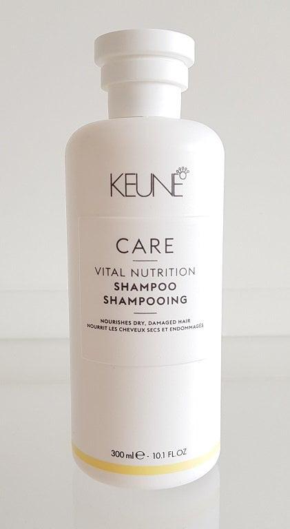 Šampūnas sausiems plaukams Keune Care 300ml
