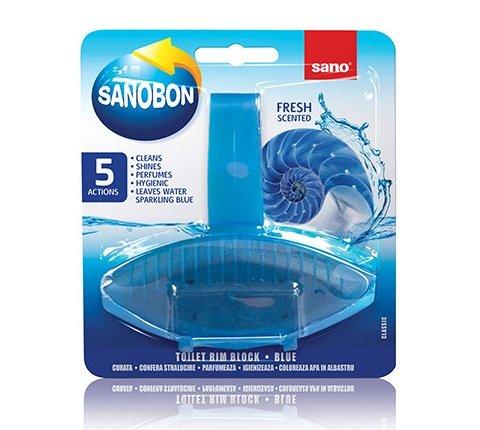 pakabinamas muiliukas sano blue 55 gr.