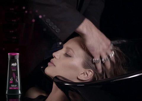 Šampūnas pažeistiems plaukams Natural Formula ampoul intense
