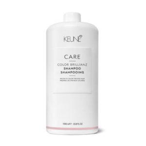 Šampūnas dažytų plaukų apsaugai Keune Care Color Brillianze 1L