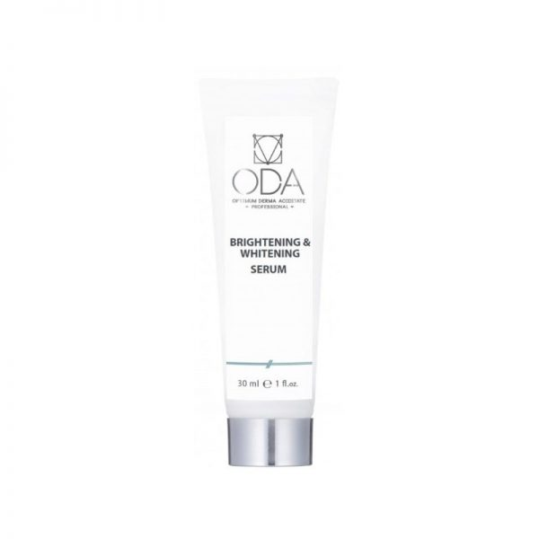 ODA šviesinamasis - balinamasis odos serumas 30ml