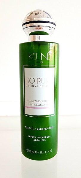 Plaukų apimtį didinantis šampūnas Keune So Pure Volumizing 250ml