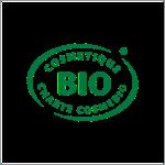 Cosmébio ženklas garantuojantis, kad kosmetikos gaminiai yra tikrai natūralūs ir ekologiški