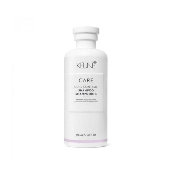 Šampūnas garbanotiems plaukams Keune Care 300ml