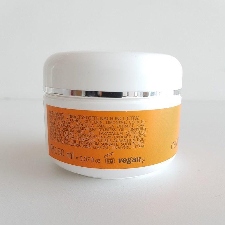 Anticeliulitinis Cello gelis įvyniojimui STYX apelsinų kvapo