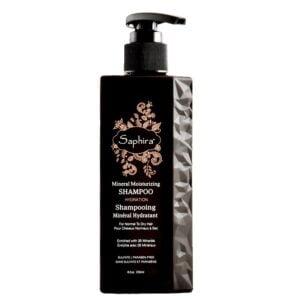 Drėkinamasis šampūnas su keratinu Saphira 250ml