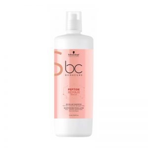 Micelinis šampūnas pažeistiems plaukams Schwarzkopf BC 1L