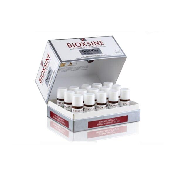 Serumas stabdantis plaukų slinkimą Bioxsine 15x10ml