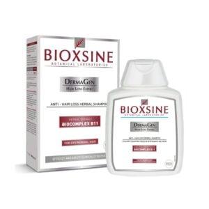 Šampūnas stabdantis slinkimą Bioxsine sausiems plaukams 300ml