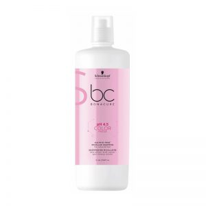 Šampūnas dažytiems plaukams pH4.5 Schwarzkopf BC 1L Bonacure be sulfatų