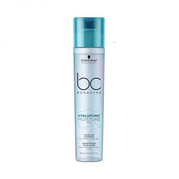 Šampūnas drėkinantis plaukus Schwarzkopf BC 250ml Bonacure moisture kick