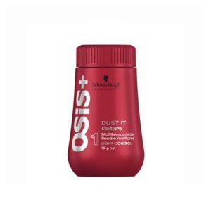 Apimties plaukams suteikianti pudra Schwarzkopf Osis+ Dust It 10gr.
