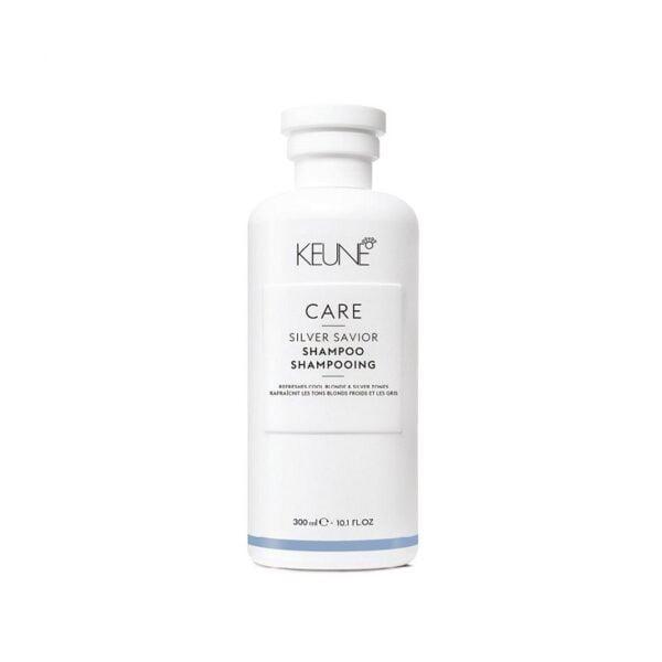 Šampūnas sidabriniam plaukų atspalviui Keune Care 300ml