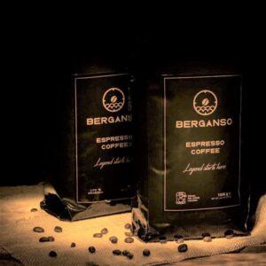 Malta kava BERGANSO ESPRESSO, 1 kg