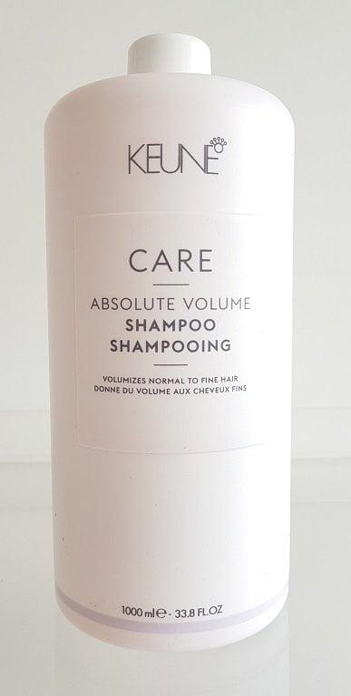 Šampūnas didinantis plaukų apimtį Keune Care 1L