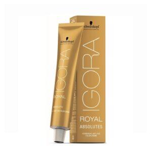 Plaukų dažai Schwarzkopf professional IGORA ABSOLUTES 60 ml