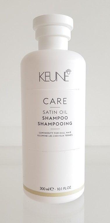 Šampūno pažeistiems ir sausiems plaukams Keune Care 300ml