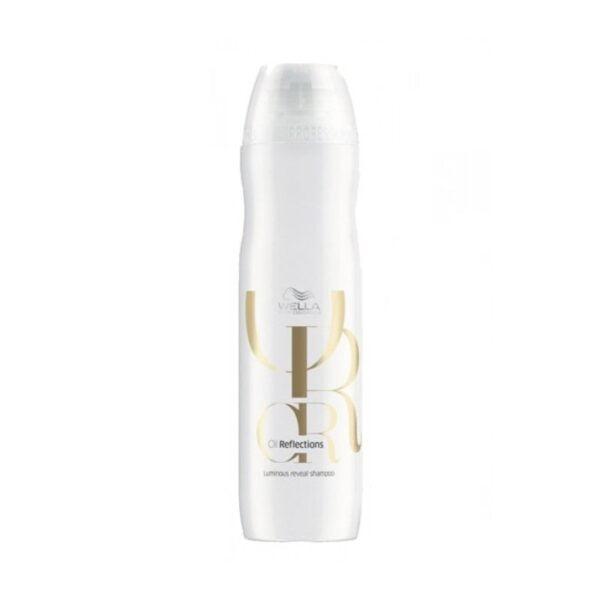 Glotnumą ir blizgesį suteikiantis šampūnas Oil Reflections 250ml, Wella Professionals
