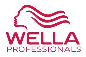 Wella Professionals prekinis ženklas