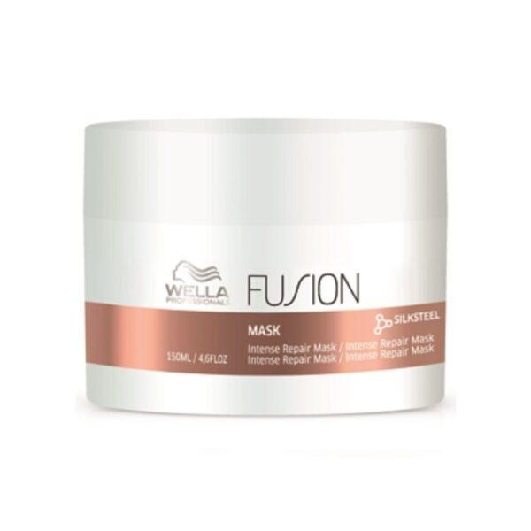 Intensyvaus poveikio atkuriamoji kaukė Fusion 150ml, Wella Professionals