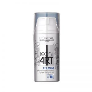 Plaukų želė Loreal Professionnel Techni Art Fix Move 150ml
