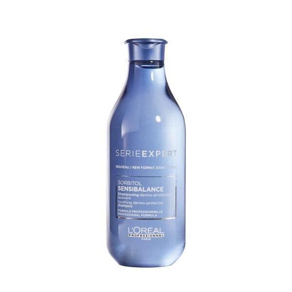 Raminamasis galvos odos šampūnas Loreal Sensi Balance 300ml