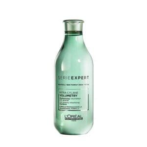 Šampūnas gležniems plaukams Loreal Serie Expert Volumetry 300ml
