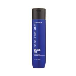 Šampūnas šalinantis gelsvus atspalvius Matrix Total Results Brass Off
