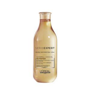 Šampūnas sausiems plaukams Loreal Serie Expert Nutrifier 300ml