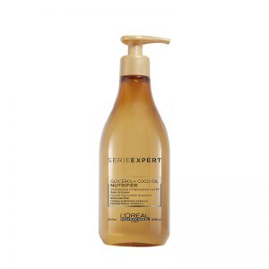Šampūnas sausiems plaukams Loreal Serie Expert Nutrifier 500ml