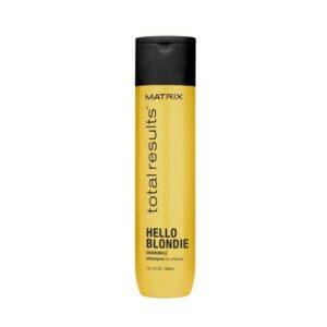 Šampūnas šviesiems plaukams Matrix Total Results Hello Blondie 300ml