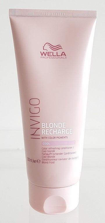 Wella Invigo Cool Blonde Color Recharge 200ml