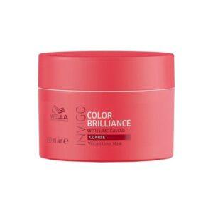 Kaukė dažytiems šiurkštiems plaukams Wella Invigo Color Brilliance 150ml