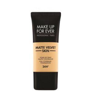 Stipriai maskuojantis makiažo pagrindas Make Up For Ever Matte Velvet