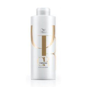 Švytėjimą išryškinantis šampūnas Wella Oil Reflections 1000ml