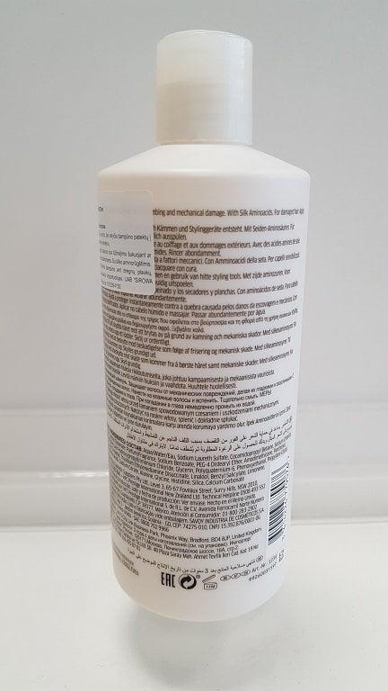 Intensyvaus poveikio atkuriamasis šampūnas Fusion 500ml, Wella Professionals