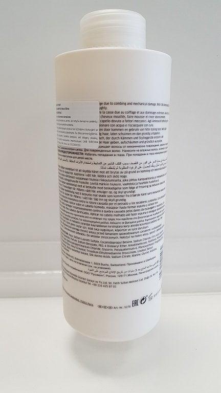 Intensyvaus poveikio atkuriamasis šampūnas Wella Fusion 1000ml sudėtis