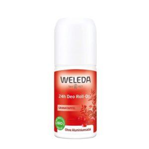 Rutulinis dezodorantas su granatmedžio ekstraktu Weleda 24H, 50ml
