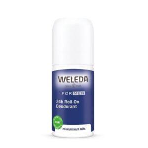 Rutulinis dezodorantas vyrams Weleda 24H, 50ml