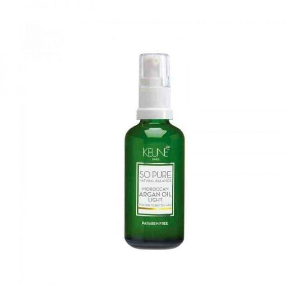 Lengvas Maroko argano aliejus plaukams Keune So Pure Light 45ml