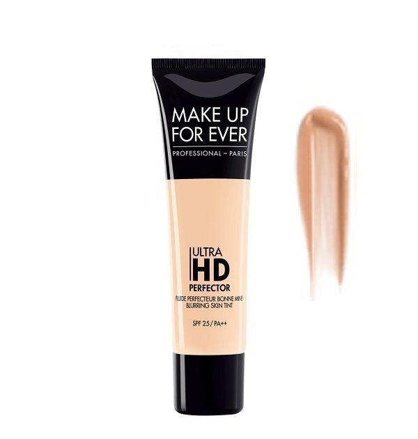 Makiažo pagrindas Make Up For Ever Ultra HD Perfector SPF25, 30ml