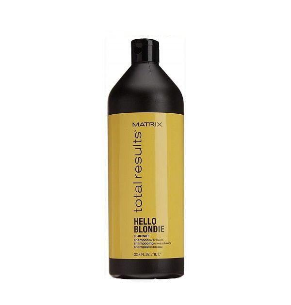 Šampūnas šviesiems plaukams Matrix Total Results 1000ml
