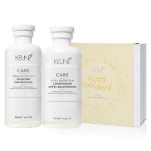 Dovanų Rinkinys sausų plaukų priežiūrai Keune Care Vital Nutrition