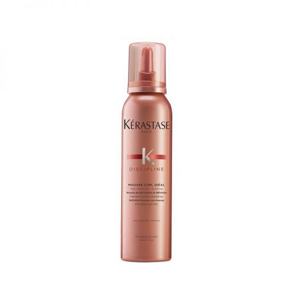 Putos nepaklusniems, garbanotiems plaukams Kerastase Curl Ideal 150ml
