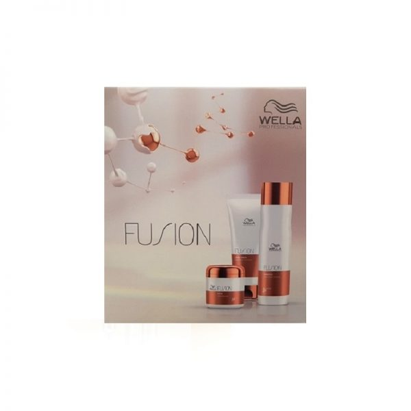Rinkinys intensyviam plaukų atstatymui Fusion, Wella Professionals