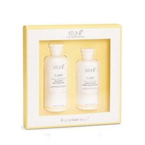 Rinkinys sausų plaukų priežiūrai Keune Care 300ml + 250ml