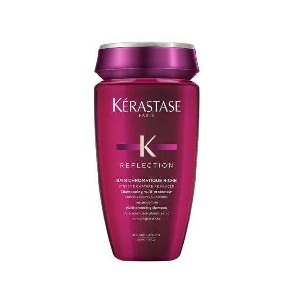 Šampūnas dažytų plaukų maitinimui Kerastase Reflection