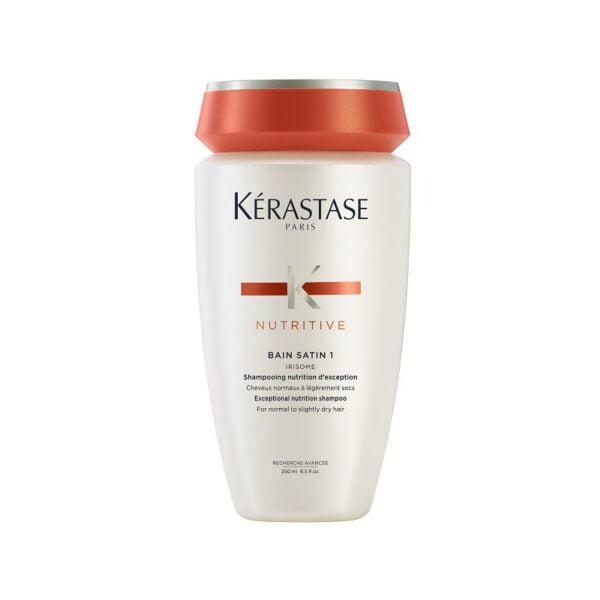 Šampūnas sausiems plaukams Kreastase Nutritive 250ml